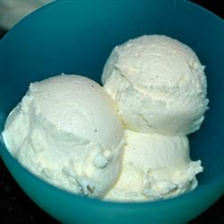 Vanilla  Ice Cream Allrecipes.com