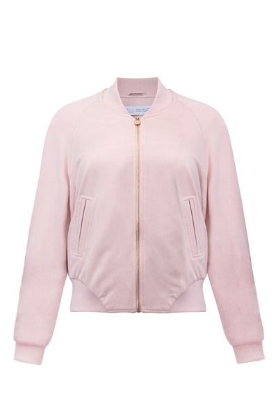 BOMBERKA powder pink #riskmadeinwarsaw #bomber #jacket #pink #inspiration #fashion #spring #look #street #style #outfit #basic #springjacket