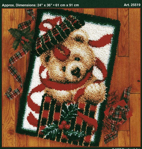 25 Best Mary Maxim Latch Hook Rug Kits Images On Pinterest