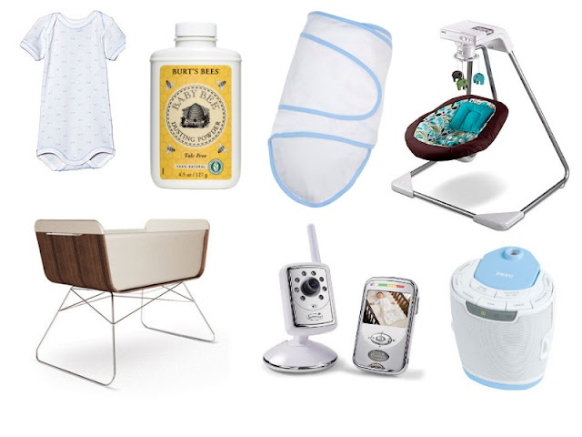 Favourite things for newborns!