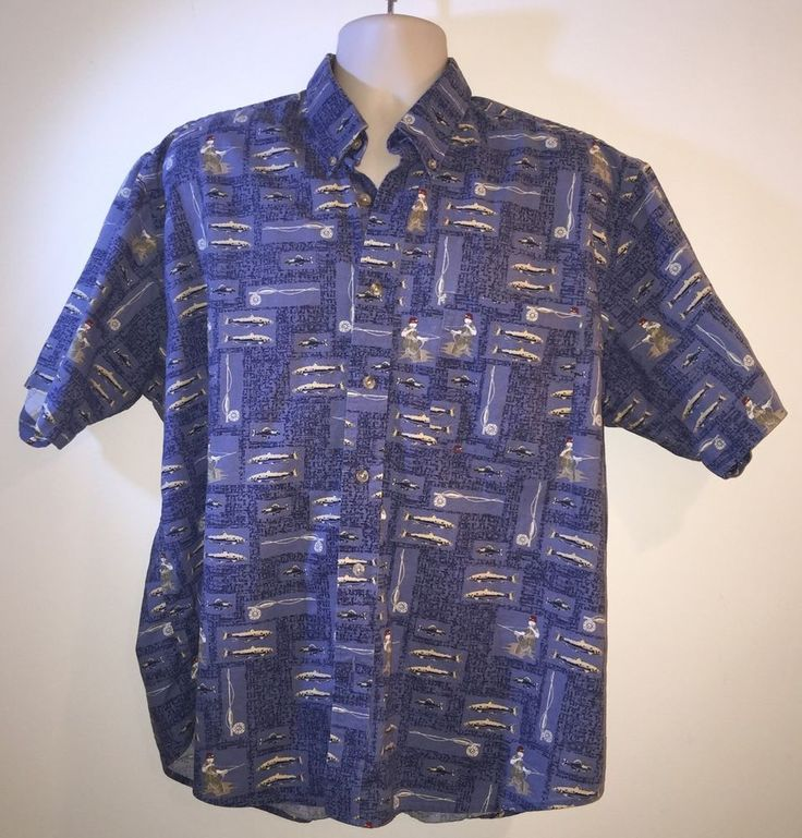 1000 images about aloha vintage odd mens shirts on for Button down fishing shirts
