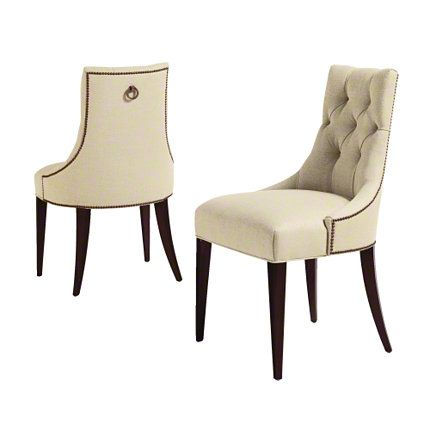 Baker Furniture : Ritz Dining Chair - 7841 : Thomas Pheasant : Browse Products