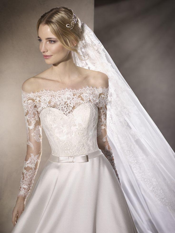 Henrika - La Sposa - Esküvői ruhák - Ananász Szalon - esküvői, menyasszonyi és alkalmi ruhaszalon Budapesten
