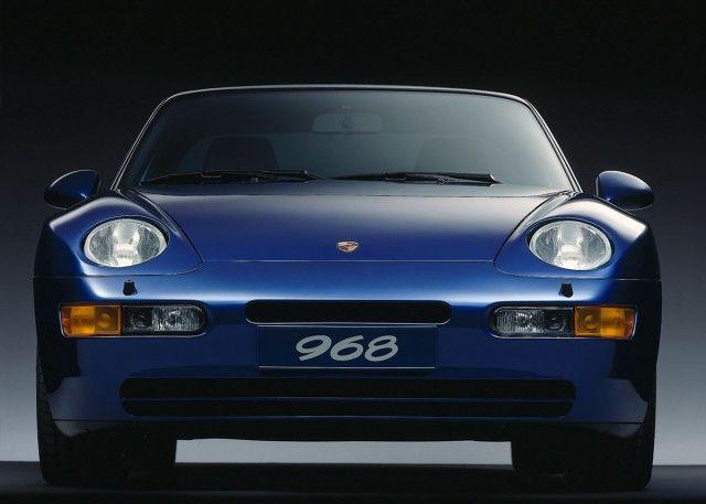 Porsche 968- looks like our car