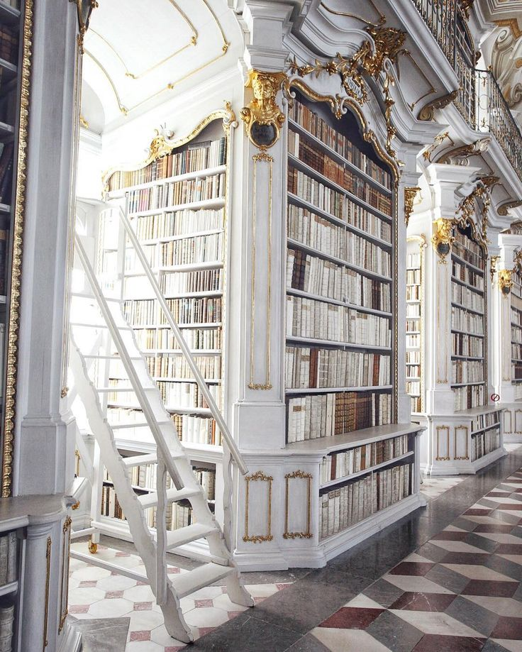 the prettiest library