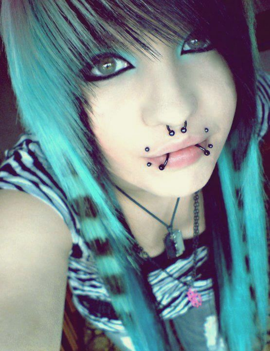 11 best my type of girls p images on pinterest colourful hair coloured hair and chalking hair