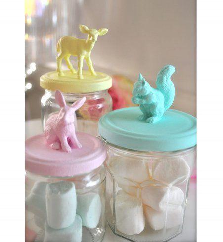 Cadeau DIY : des boites à bonbons colorées