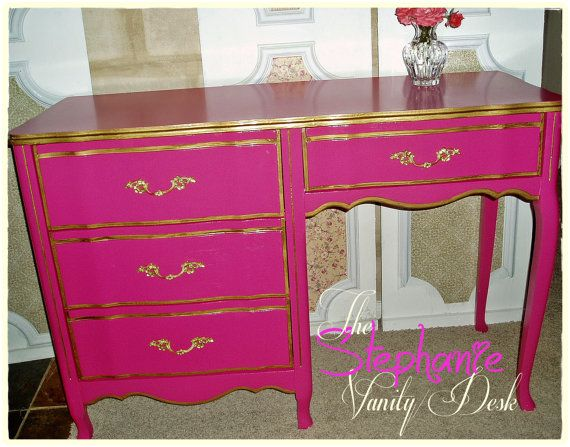 Victoriau0027s Secret Inspired French By TxFAUXplusFURNITURE On Etsy, $395.00