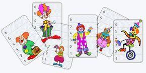 nouveaux jeux sur le thème du cirque.