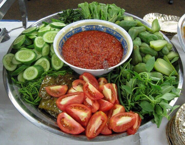 Sundanese foods