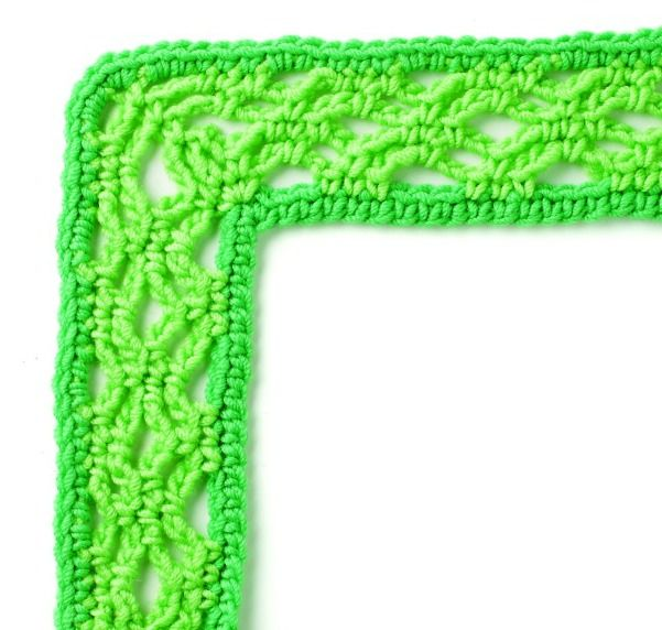 """My Hobby Is Crochet: """"Every Which Way Crochet Borders"""" Book Review and Giveaway + Bonus Free Crochet Pattern on My Hobby is Crochet Blog"""