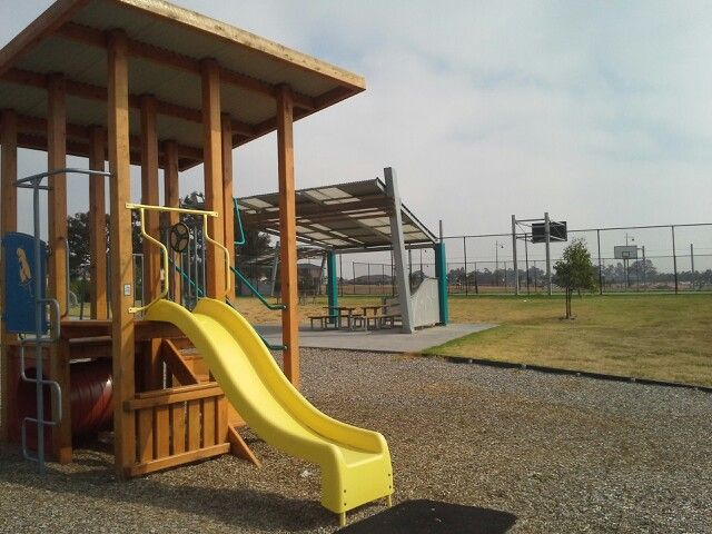 Malcolm Creek Playground Serenity Avenue Craigieburn