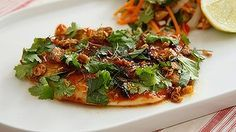 Asian flavours: Red curry of John Dory.