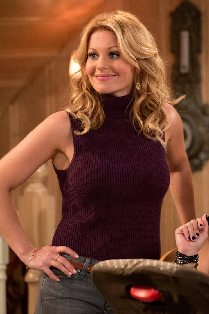 from Rene free candace cameron bure pics