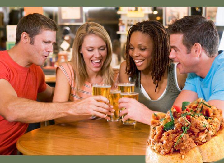 Marcsa néni sörkóstolója 4 féle sörrel és tatárbeefsteakkel - Gasztronómia (pl. vacsora, pizza stb.) kupon