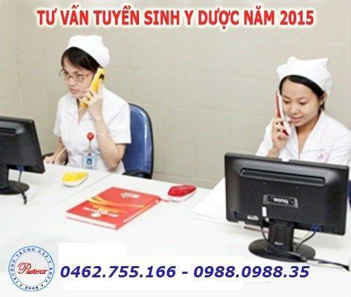 Trung cấp Y Dược học Hà Nội Thông Báo Tuyển sinh Năm 2015 | Y tế | laodong.com.vn