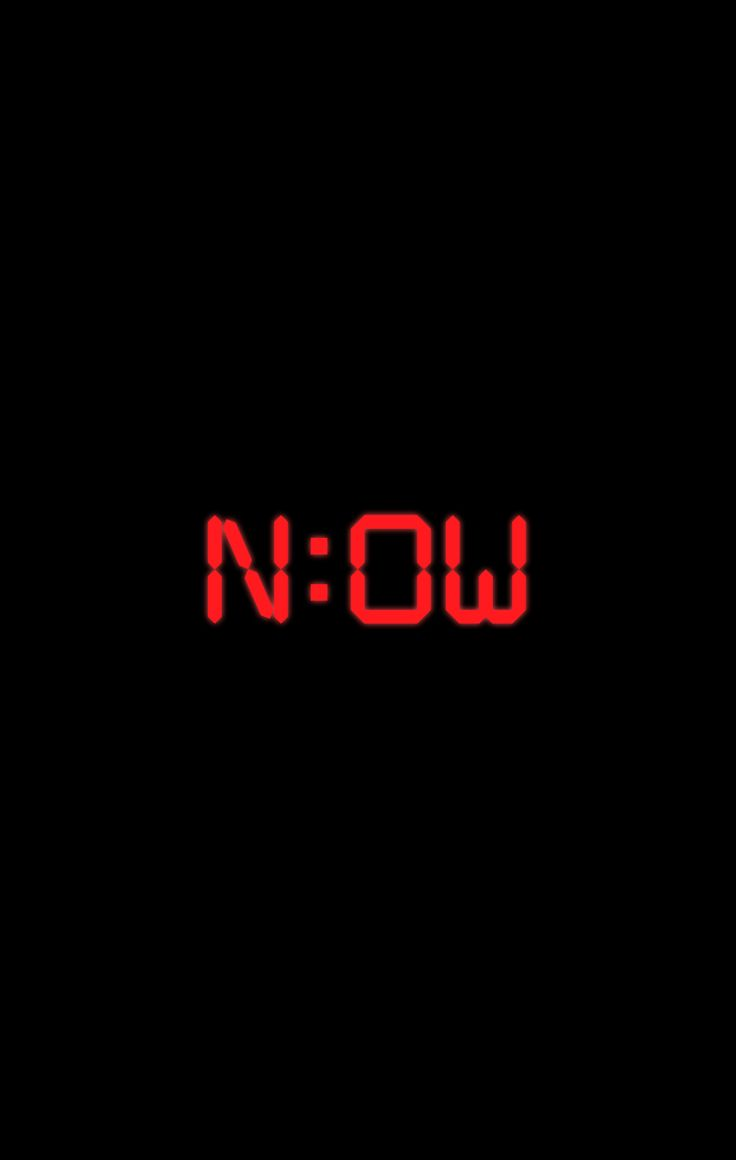 Whatever you want to do, do it now. For life is time and time is all there is.