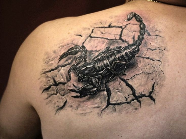 40 Amazing Scorpion Tattoo Designs and Meaning - Self Protection