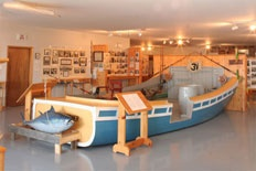 The Wedgeport Sport Tuna Fishing Museum and Interpretive Centre