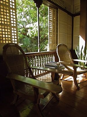 tropical | British Empire and Colonial Style