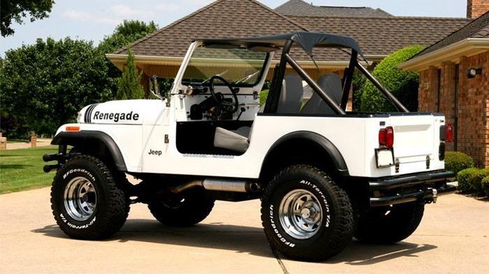 Ingin Miliki Mobil Jeep Antik dengan Budget Hanya 60 Jutaan? Cek di Sini Guys!