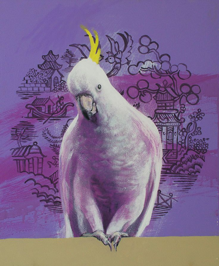 Porcelain Redux 190cm x 180cm,  Acrylic on Canvas,  Geoffrey Carran 2014