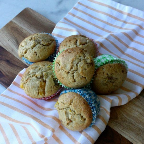 Basic Wholefood Muffins   Small Steps Living