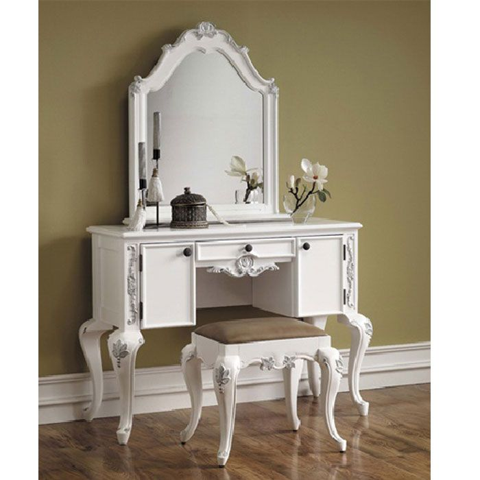 15 Best Vanity Set Images On Pinterest Dressing Tables