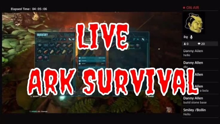 ARK SURVIVAL EVOLVED//PVP // Getting started// First livestream on PS4 - with Domino  ||  CHECK OUT THIS NEW AND FRESH LIVESTREAM !!! STONEDBRO'S ARE GAMING WITH DOMINO!! +++Online Open World First person Survival Game+++ _________________________... https://www.youtube.com/watch?v=0fQBoRrhVxQ