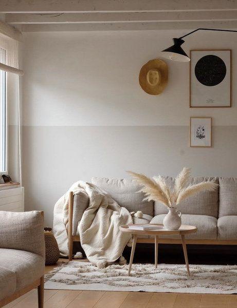 Trend-Wandfarbe: Ist Beige das neue Weiß?