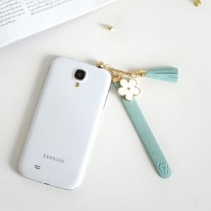 Learn more about the Beautiful Flower Strap Earphone Cap!