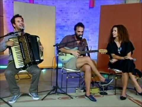 Amado - Vanessa da Mata, Marcelo Camelo e Marcelo Jeneci