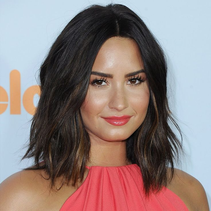 37 Chicest Lob Haircuts for 2018 - Glamour