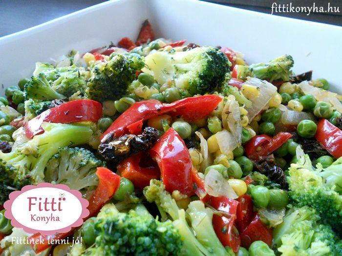 Párolt zöldség - Wok recept! - Szilvi ÍzVilág