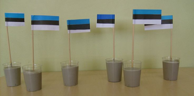 Eesti Vabariigi lipukesed