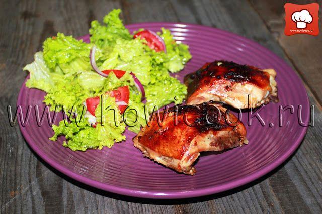 HowICook: Курица в медово-лимонном маринаде