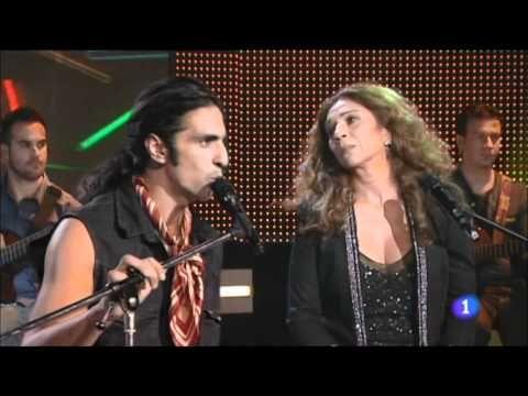 ▶ Antonio Flores y Lolita - Siete vidas (Una noche única) (HD) - YouTube