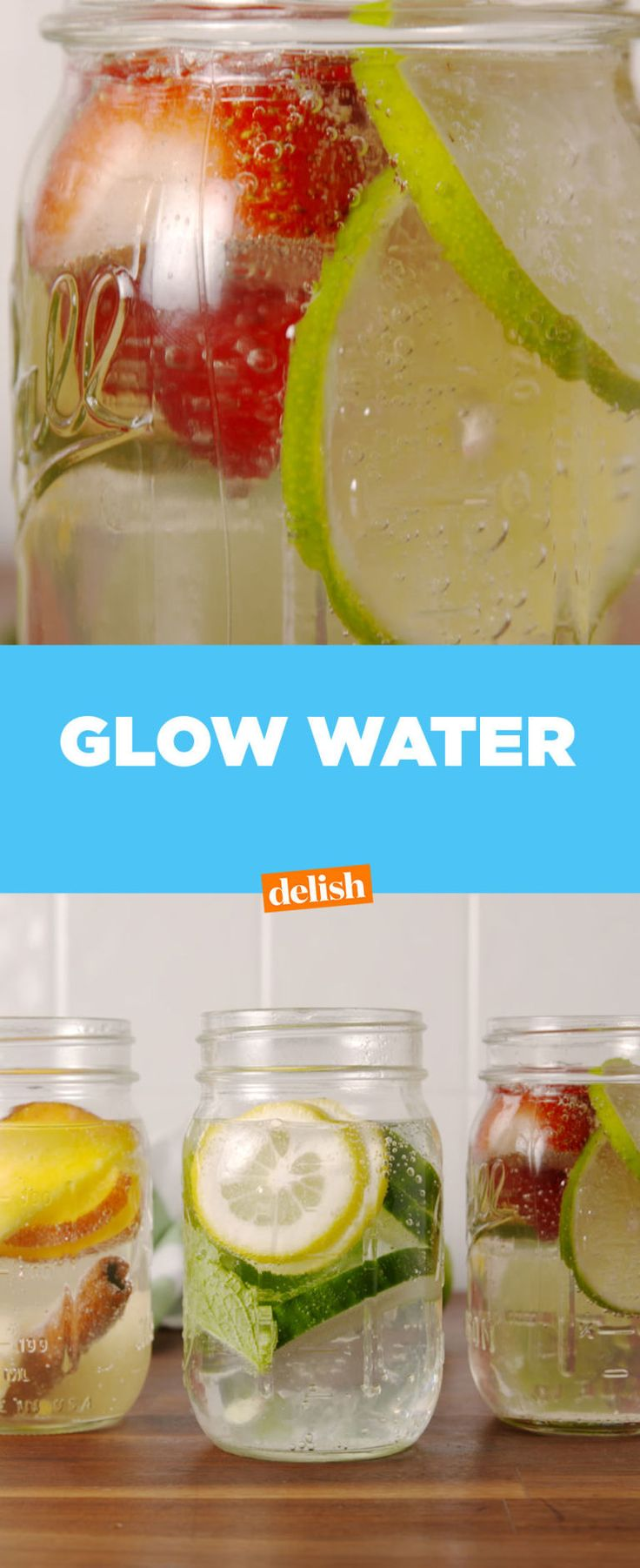 Want A Healthy Glow? Try These Amazing Infused Waters