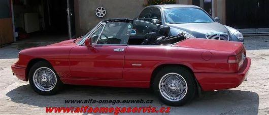Servis nejen vozů Alfa Romeo Fiat Lancia  i ostatních značek | Bohumír Průcha