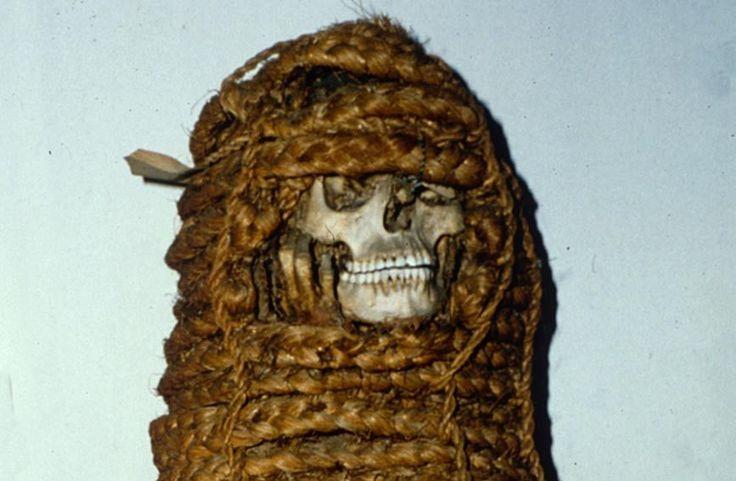 11th-century pre-Columbian mummy that has surprised scientists with antibiotic-resistant genes.