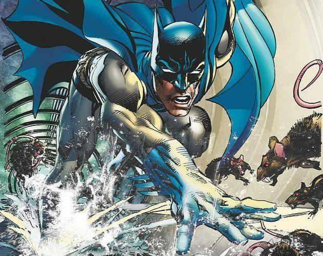 TECNICAS DE DISEÑO GRAFICO: #2 Neal Adams DIBUJANTE DE BATMAN
