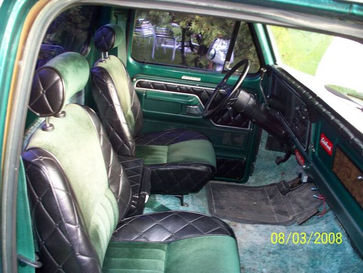76 F100 Interior Photos Please Ford Truck Enthusiasts