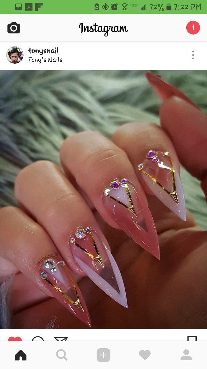 8655 best Nails & Toes Designs to re-create DIY images on Pinterest ...