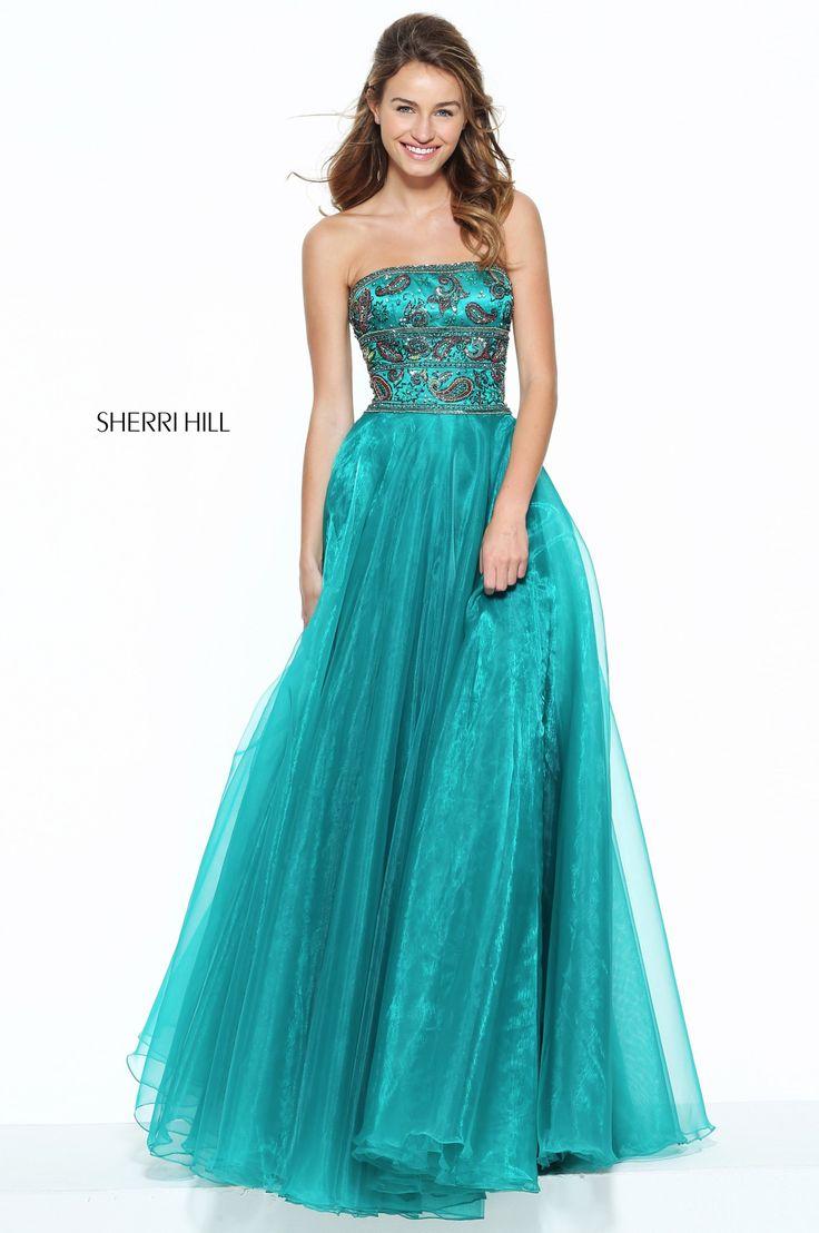 Teal Strapless Prom Dress – fashion dresses