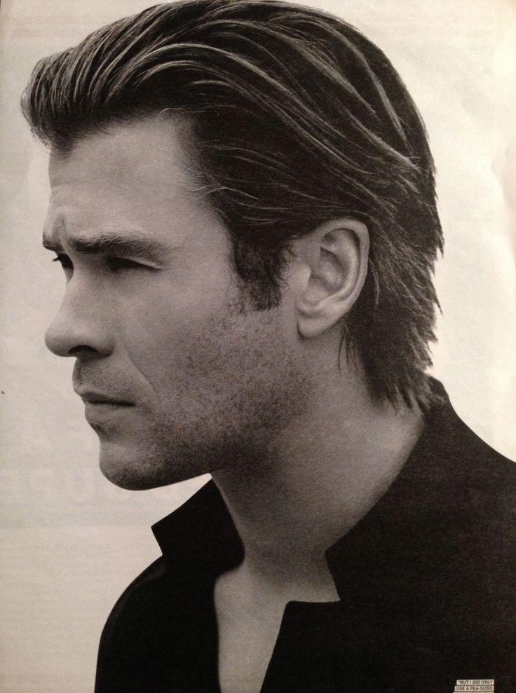 Chris Hemsworth for Shortlist