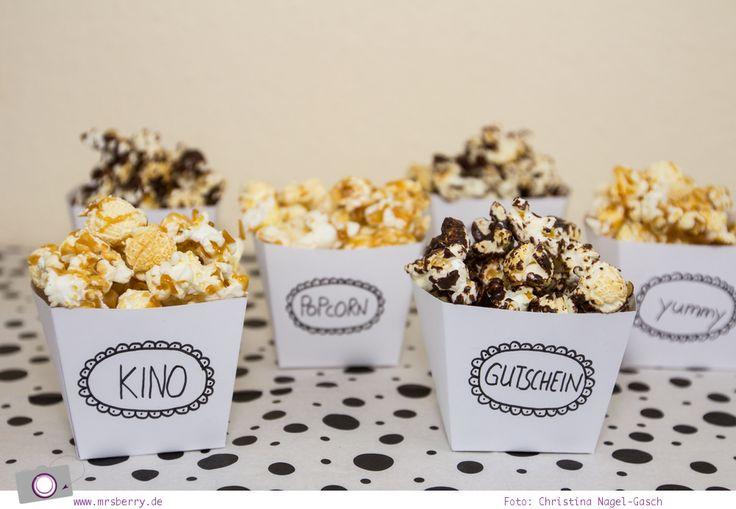 die besten 17 ideen zu kinogutschein basteln auf pinterest kinogutschein popcorn geschenke. Black Bedroom Furniture Sets. Home Design Ideas