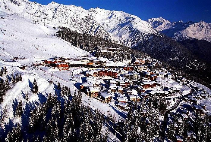 La Rosiere: Ski season 2009-10