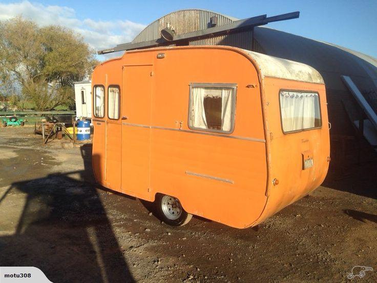 Fantastic 1980 Lightweight Vagabond Poptop Caravan  Trade Me