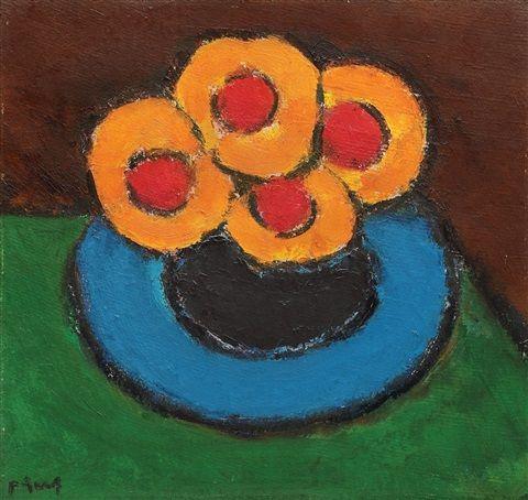 Floarea-soarelui by Ion Pacea