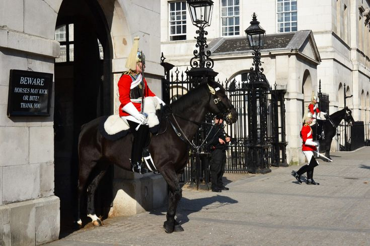 Horse Guard Parade, London, United Kingdom